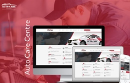 Auto Care Centre Website