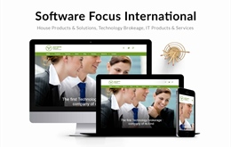 Software Focus International Website