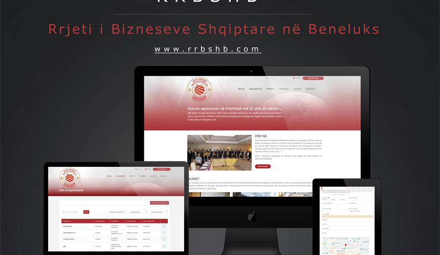 RRBSHB website and business register