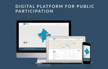 Digital Platform for Public Participation