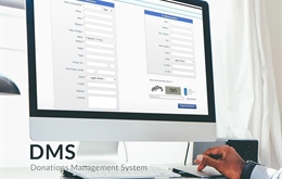 Donations Management System
